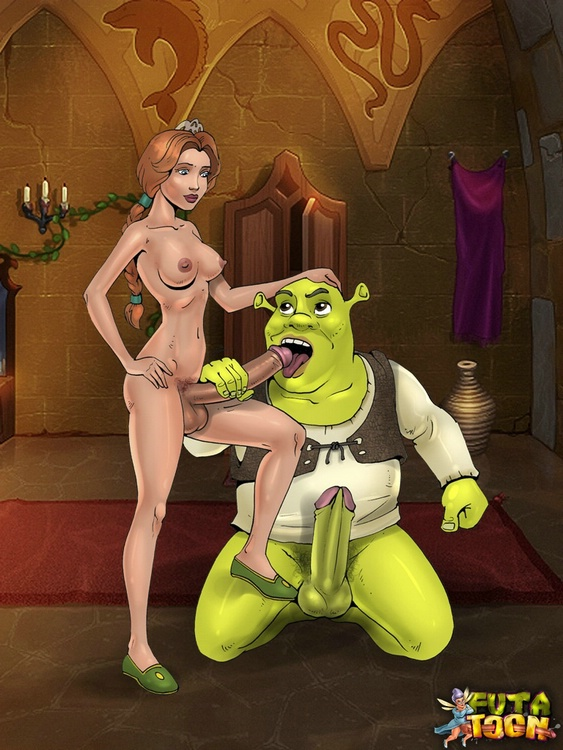 donkey shrek old how is from Adventure time dr. gross