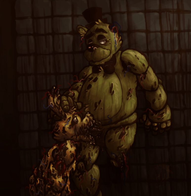 at yaoi five freddy's nights Breath of the wild gorons