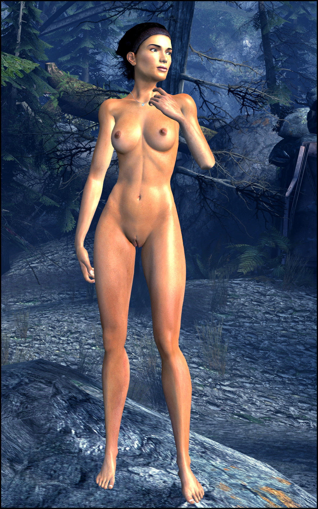 4 female nude fallout mod glorious Resident evil 4 ashley panties