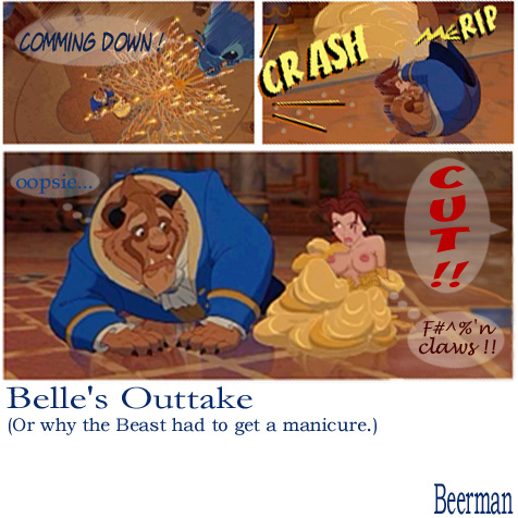 beauty the belle beast and nude Tide pod chan