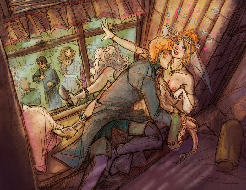 harry from naked potter hermione King of the hill xxx cartoon
