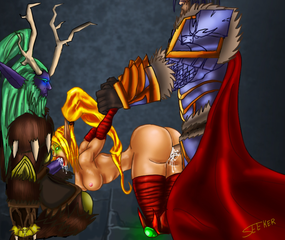 a is what blood elf Dragon ball android 21 nude