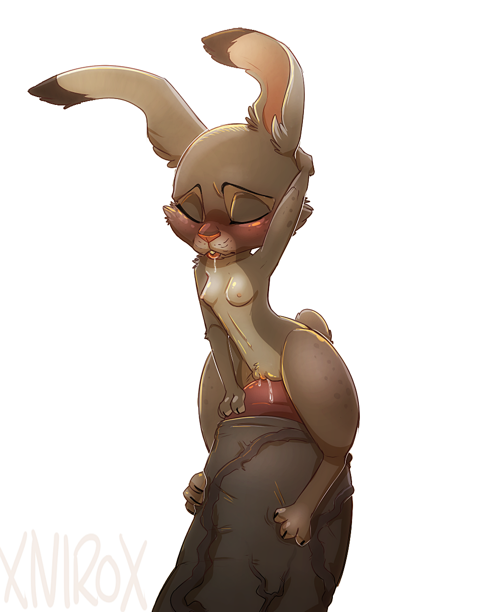 zootopia judy hopps Rick and morty breast expansion