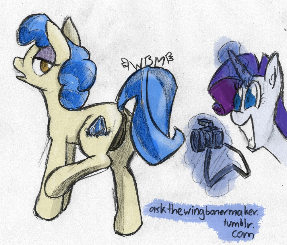 pony my shores little sapphire I shidded and farded dog