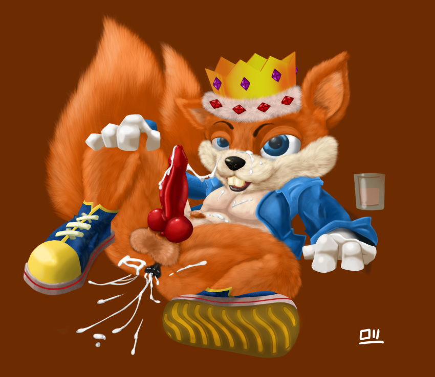 fur conker bad porn day Trials in tainted space siegwulfe
