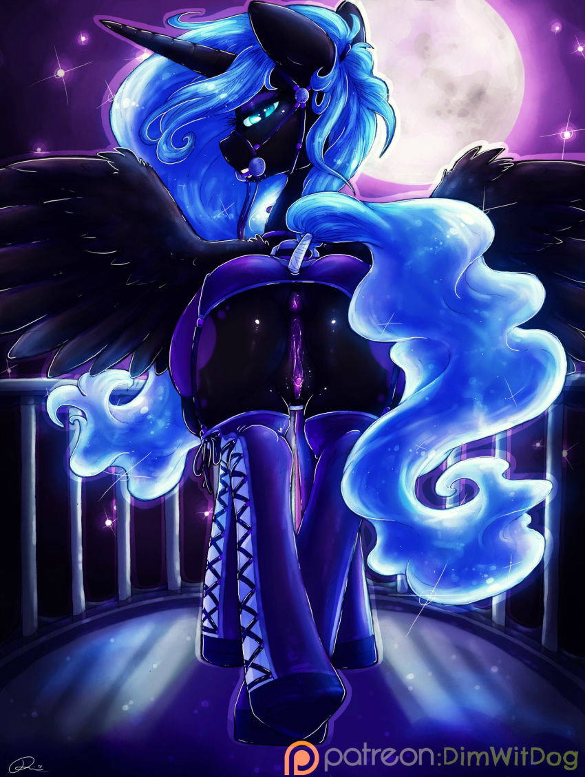 moon nightmare pictures mlp sfm Eroge h mo game gif
