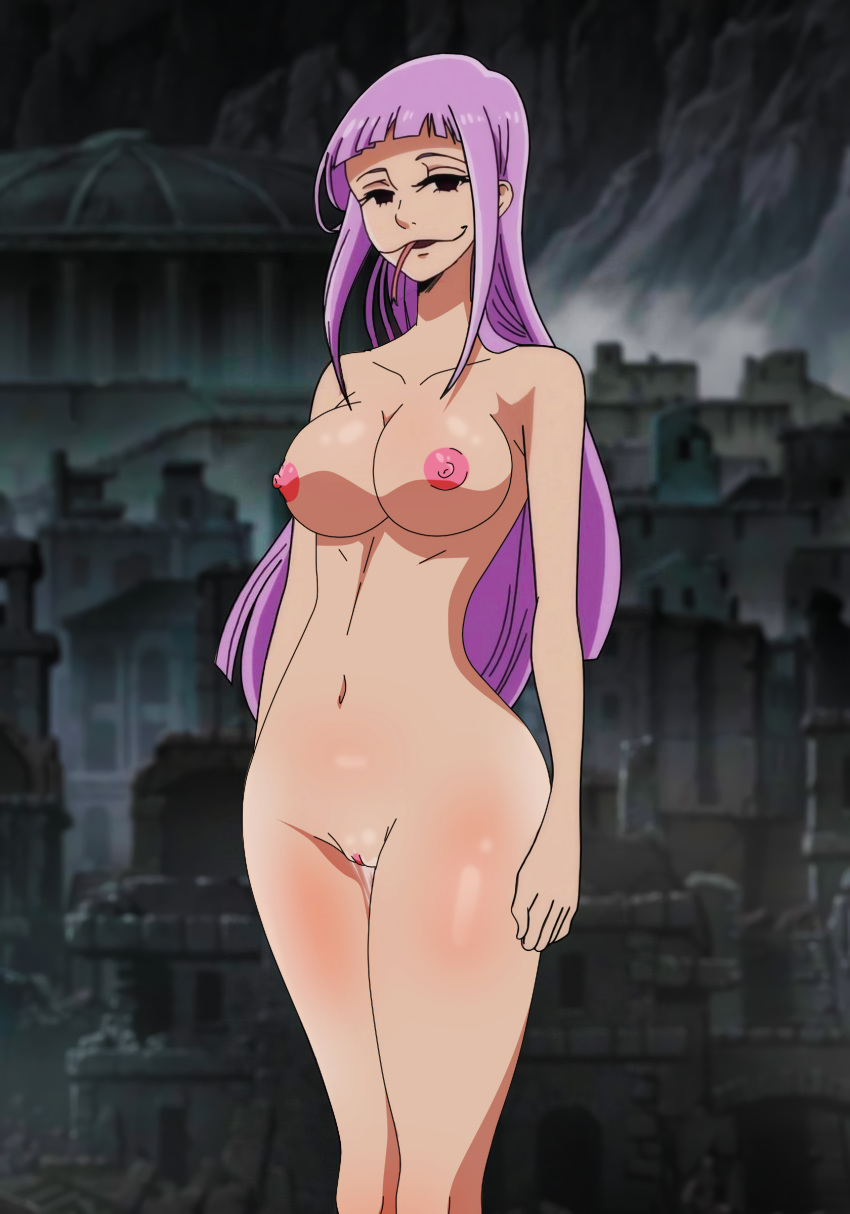 anime deadly seven the sins nude Elaine the seven deadly sins